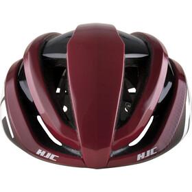 HJC IBEX Road Casque, matt pattern red